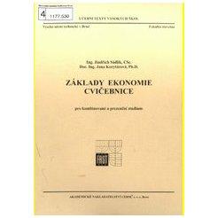Základy ekonomie - Cvičebnice