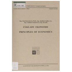 Základy ekonomie. Principles of economics
