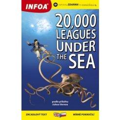Zrcadlová četba - 20,000 Leagues Under the Sea (nahrávka zdarma na internetu)