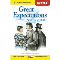 Zrcadlová četba - Great Expectations - Nadějné vyhlídky (B1-B2)