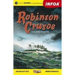 Zrcadlová četba - Robinson Crusoe (nahrávka zdarma na internetu)