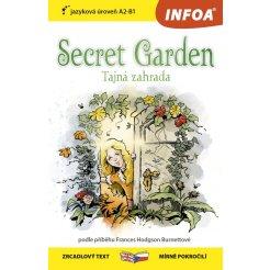 Zrcadlová četba - Secret Garden (Tajná zahrada)