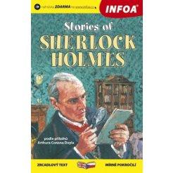 Zrcadlová četba - Stories of Sherlock Holmes (nahrávka zdarma na internetu)