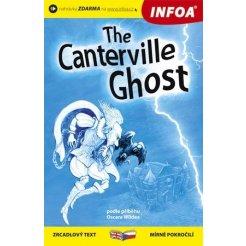 Zrcadlová četba - The Canterville Ghost (nahrávka zdarma na internetu)
