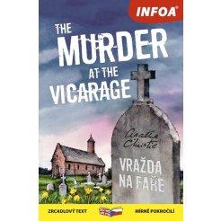 Zrcadlová četba - The Murder at the Vicarage (Vražda na faře)