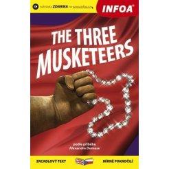Zrcadlová četba - The Three Musketeers (nahrávka zdarma na internetu)