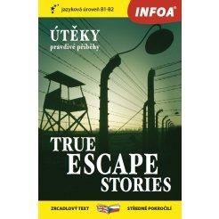 Zrcadlová četba - True Escape Stories (Útěky)