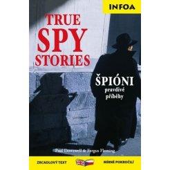 Zrcadlová četba - True Spy Stories (Špióni)