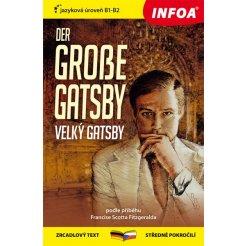 Zrcadlová četba-N- Der Grosse Gatsby, Velký Gatsby (B1-B2)
