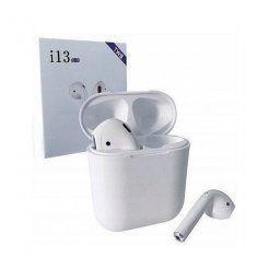 Bezdrôtové bluetooth slúchadlá i13 TWS s dobíjacím boxom