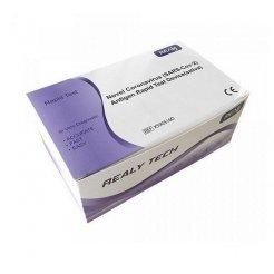 Hangzhou Realy Novel Coronavirus SARS-Cov-2 Antigen Rapid Test Device (saliva) 5 db