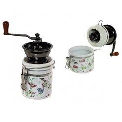 Mlynček na kávu s keramickou nádobou