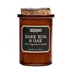Zippo sviečka - Dark Rum & Oak