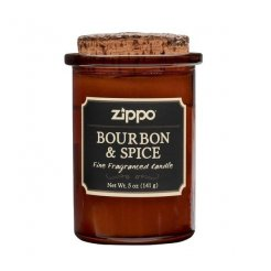 Zippo sviečka - Bourbon & Spice