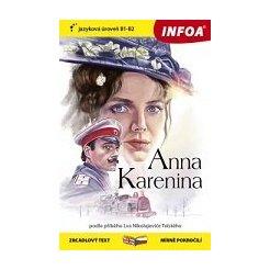 Zrcadlová četba - Anna Karenina - (B1-B2)