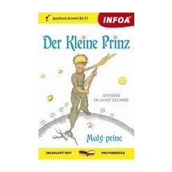 Zrcadlová četba - N - Der Kleine Prinz (Malý princ) - (B2-C1)