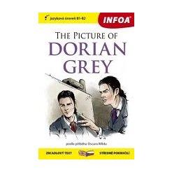Zrcadlová četba - The Picture of Dorian Grey (B1-B2)