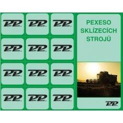 Pexeso - Sklízecí stroje