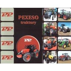 Pexeso - Traktory III