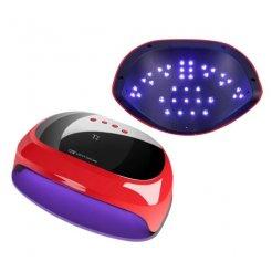 UV lampa Professional Hybrid UV LED 72W timer + senzor