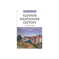 Slovník nespisovné češtiny