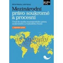 Mezinárodní právo soukromé a procesní - 2. rozšířené vydání