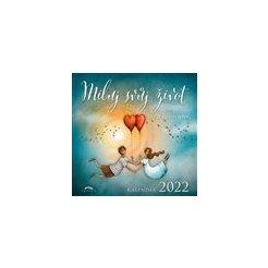 Kalendář 2022 - Miluj svůj život
