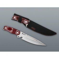 Poľovnícky nôž s puzdrom
