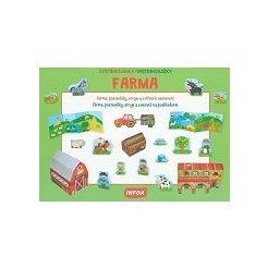 Vystřihovánky - Farma (CZ/SK vydanie)