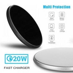 Bezdrátová rychlá nabíječka - Fast charger