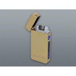 Plazmový zapalovač s indikátorom batérie Gentelo