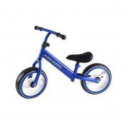 Detský bicykel - odrážadlo Kruzzel LED modré