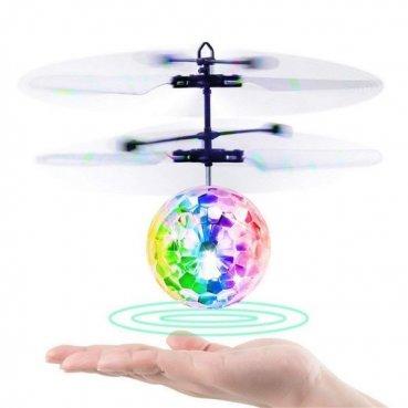 Lietajúca disco guľa
