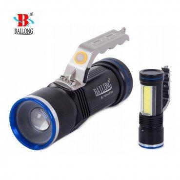 Baterka BAILONG CREE LED XM-L T6