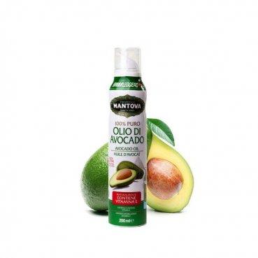 SPRAYLEGGERO olej z Avokáda 100% čistý 200ml