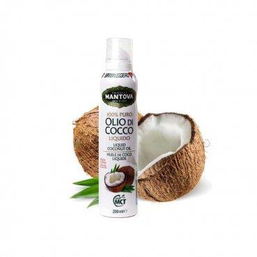SPRAYLEGGERO Kokosový olej 100% čistý 200ml