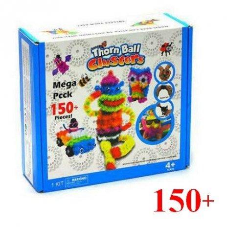 Bunchems Pack 150 ks + príslušenstvo