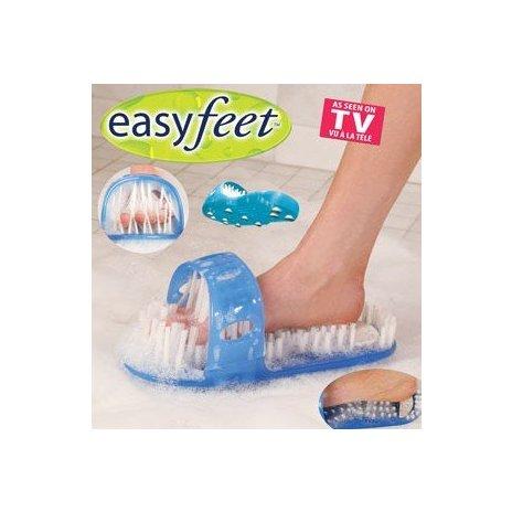 Lábtisztító papucs Easy Feet