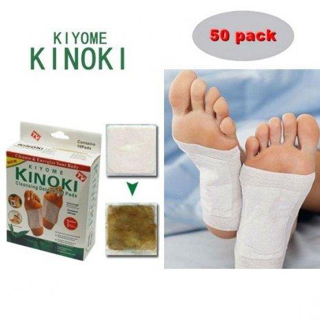 Detoxikační náplasti KINOKI 50ks