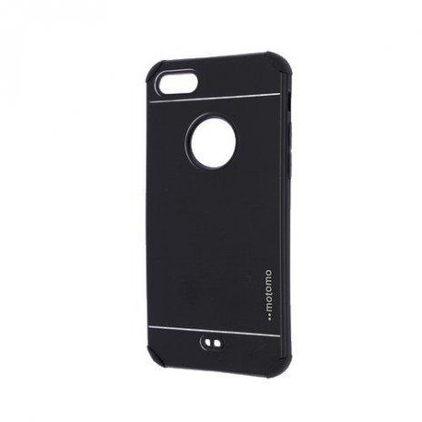 Púzdro Motomo Apple iPhone 7 Plus imitácia kovu