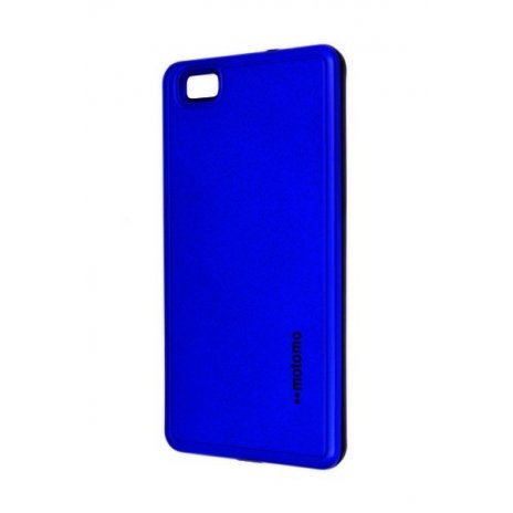 Púzdro Motomo Huawei P8 Lite modré