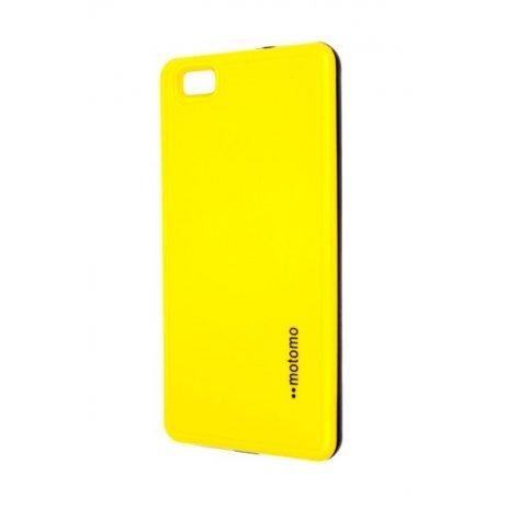 Púzdro Motomo Huawei P8 Lite žlté