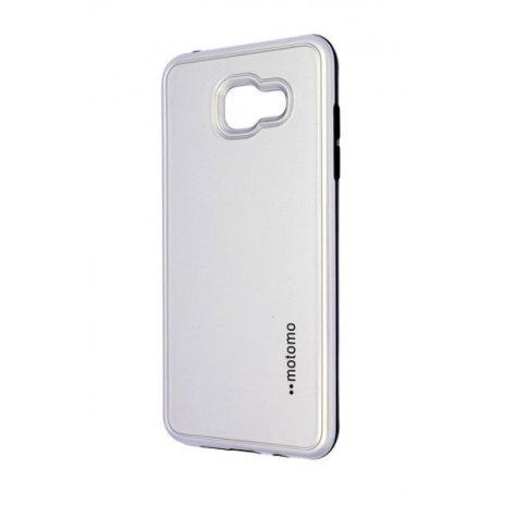 Púzdro Motomo Samsung A510 Galaxy A5 2016 strieborné