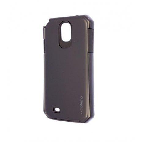 Púzdro Motomo Samsung Galaxy S4 čierne
