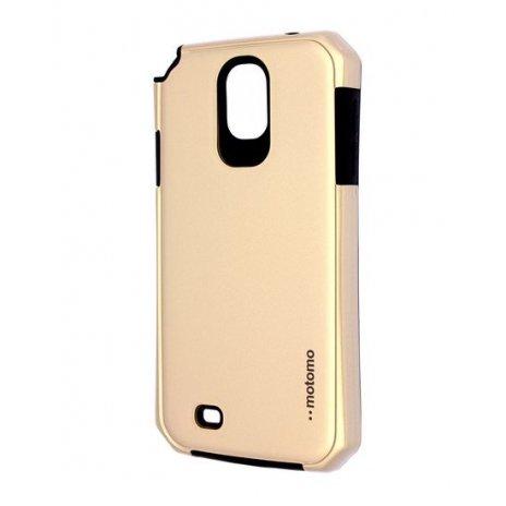 Púzdro Motomo Samsung Galaxy S4 zlaté