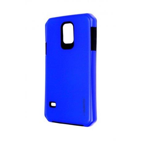 Púzdro Motomo Samsung Galaxy S5 modré
