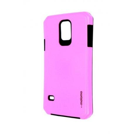 Púzdro Motomo Samsung Galaxy S5 ružové