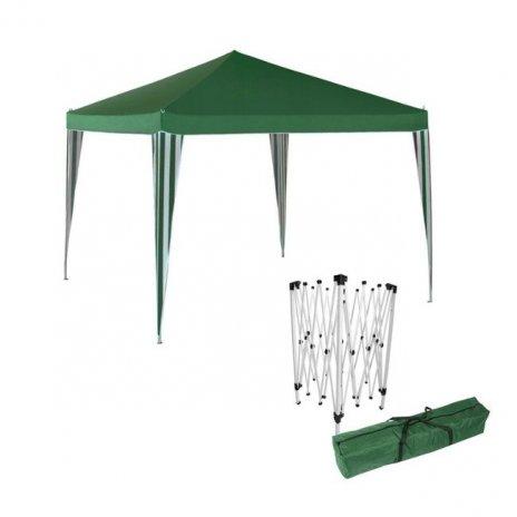 zahradny-skladaci-noznicovy-stan-party-3x3m-zeleny