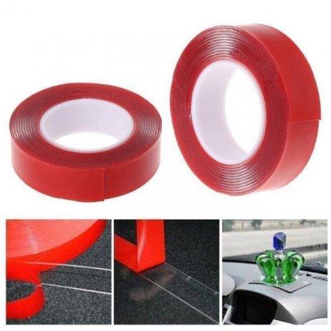 Oboustranná lepící páska 300 cm x 3 cm