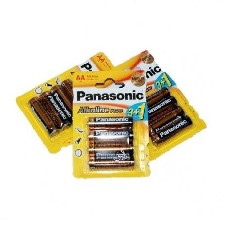 Panasonic POWER AA 4db LR06 alkáli elem